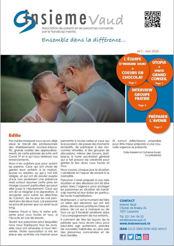 Journal d'insieme Vaud